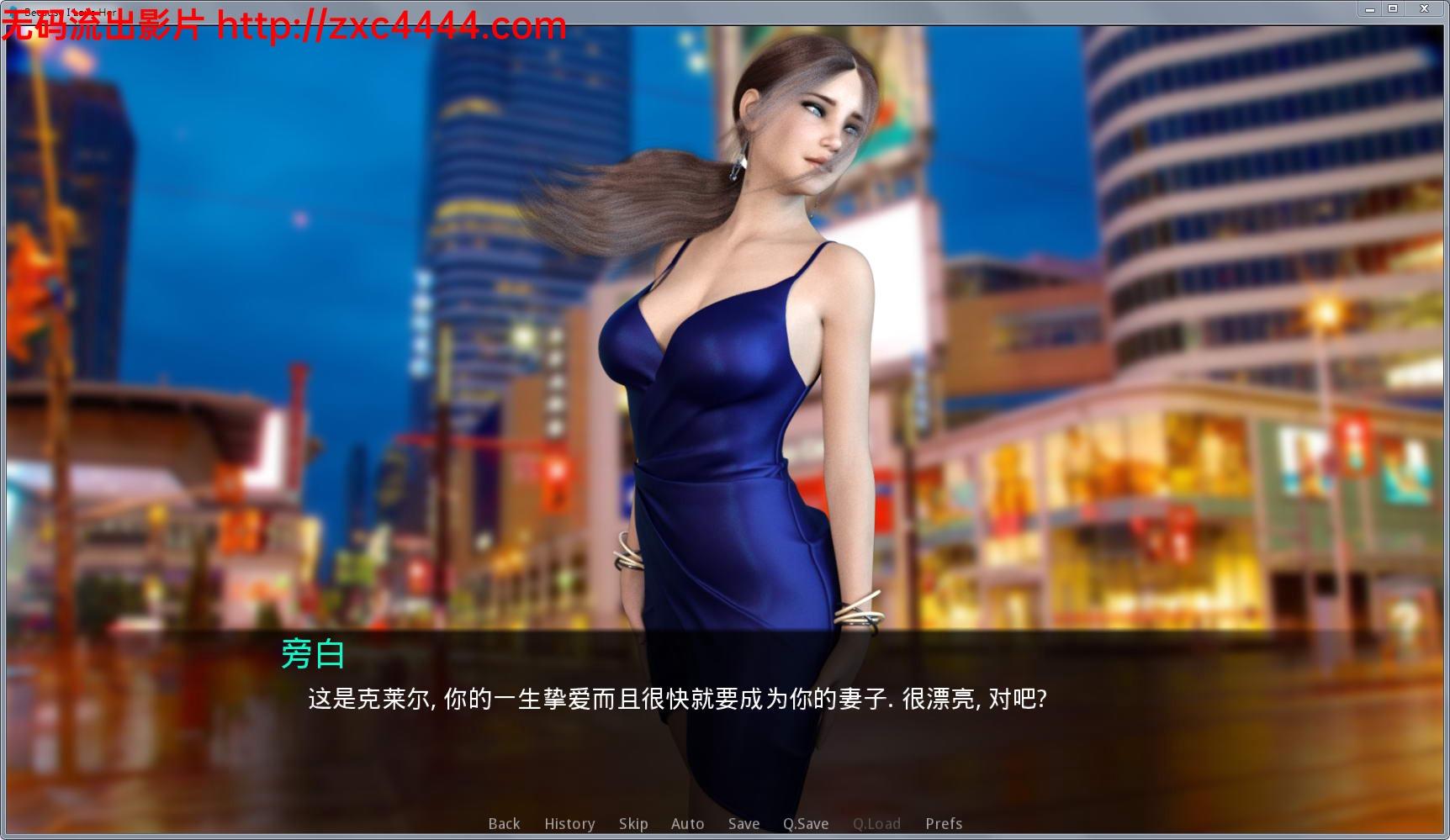 因为我爱她-BecauseILoveHer Ver4.1 精修汉化版【PC+安卓】