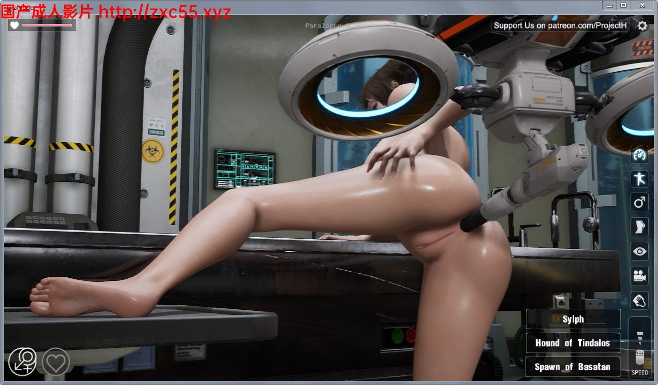 【3D互动/动态】堕落玩偶女2号 Ver0.195 破解版 10.26更新/新增大量事件【8G】1910272